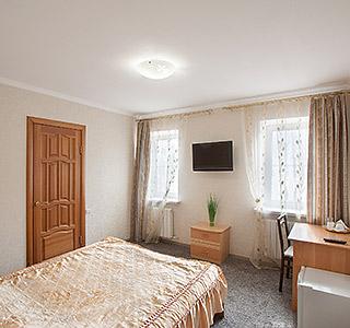 НОМЕРА «ECONOM» Гостиницы «ПИРАМИДА»