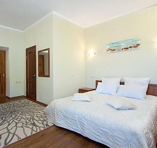 НОМЕРА «COMFORT» Гостиницы «ПИРАМИДА»